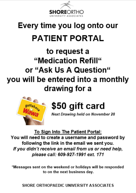 Portal Incentive