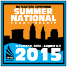 US MASTERS SWIMMING | SUMMER NATIONAL 2015
